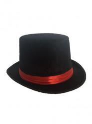 Sombrero de copa vampiro adulto Halloween
