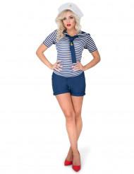 Disfraz de marinera aventurera