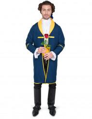Disfraz de principe hechicero hombre