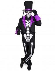 Disfraz Día de los muertos vileta hombre