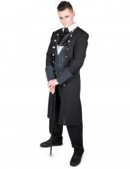 Disfraz conde endemoniado hombre