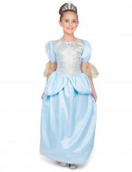 Disfraz de princesa zapato de cristal