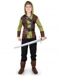 Disfraz de Robin del bosque niño
