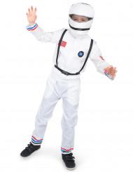 Disfraz astronauta en el espacio niño