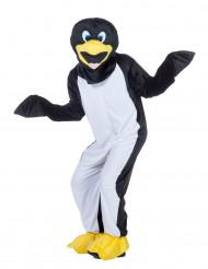 Disfraz pingüino adulto