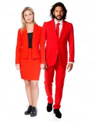 Traje de pareja Opposuits™ Rojo