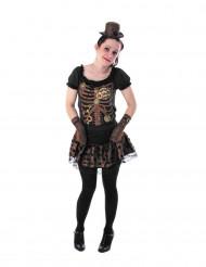 Disfraz Señorita Mecánica adolescente Steampunk