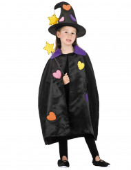Kit accesorios ruja patchwork niña Halloween