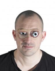 Antifaz látex ojo grande adulto Halloween