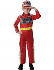 Disfraz de piloto de carrera Cars 3™ niño