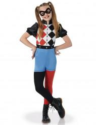 Disfraz Harley Quinn™ Super Hero Girls™ niña