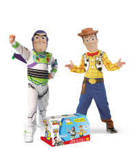 Pack 2 disfraces Buzz y Woody Toy Story™ niño