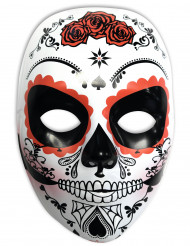 Máscara Día de los Muertos mujer