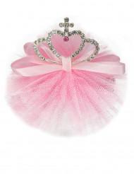 Horquilla para el pelo de princesa