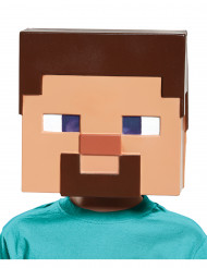 Máscara Steve Minecraft™ niño