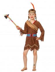 Disfraz princesa india niña
