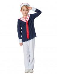 Disfraz marinero para niño