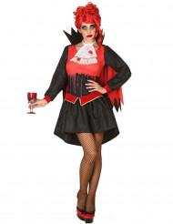 Disfraz de vampira sangrienta mujer Halloween
