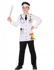 Disfraz veterinario niño