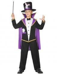Disfraz de mago divertido niño