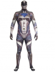 Disfraz negro Power Rangers™ deluxe adulto Morphsuits™