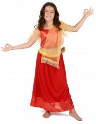Disfraz princesa bailarina indú Bollywood mujer