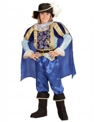 Disfraz príncipe encantador real niño