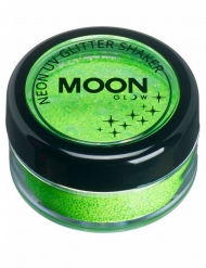 Polvo brillante UV verde 5g Moonglow©