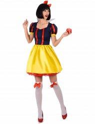 Disfraz princesa de los 7 enanos mujer