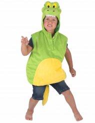 Disfraz de cocodrilo niño
