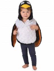 Disfraz pingüino niño