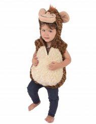Disfraz mono para niño