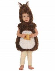 Disfraz canguro niño