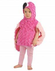 Disfraz flamenco rosa niño