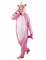 Mono unicornio rosa para adulto