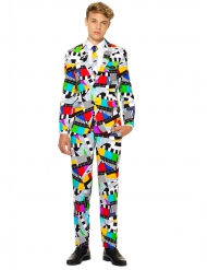 Traje Mr. Tecnicolor adolescente de Opposuits™