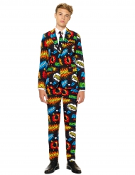 Traje Mr. Comics adolescente Opposuits™