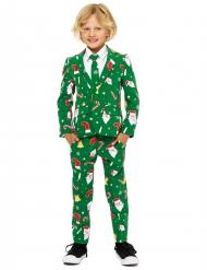 Traje Mr. Santaboss niño Navidad de Opposuits™