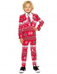 Traje Mr. Winterwonderland niño Navidad de Opposuits