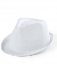 Sombrero borsalino niño blanco