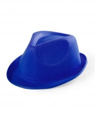 Sombrero borsalino niño azul