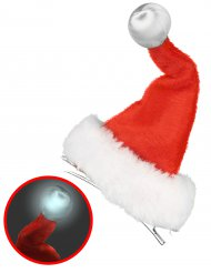 Gorro luminoso Navidad pequeño