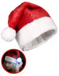 Gorro luminoso Navidad