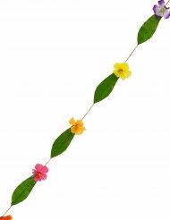Guirnalda Hawai flores multicolor 1,8m