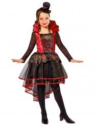 Disfraz vampira victoriana niña Halloween