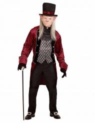 Disfraz vampiro victoriano hombre Halloween