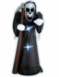 Segador hinchable 122 cm Halloween