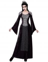 Disfraz reina de tinieblas mujer Halloween
