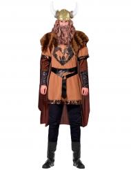 Disfraz rey vikingo adulto