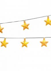 Guirlanda luminosa estrella 250 cm